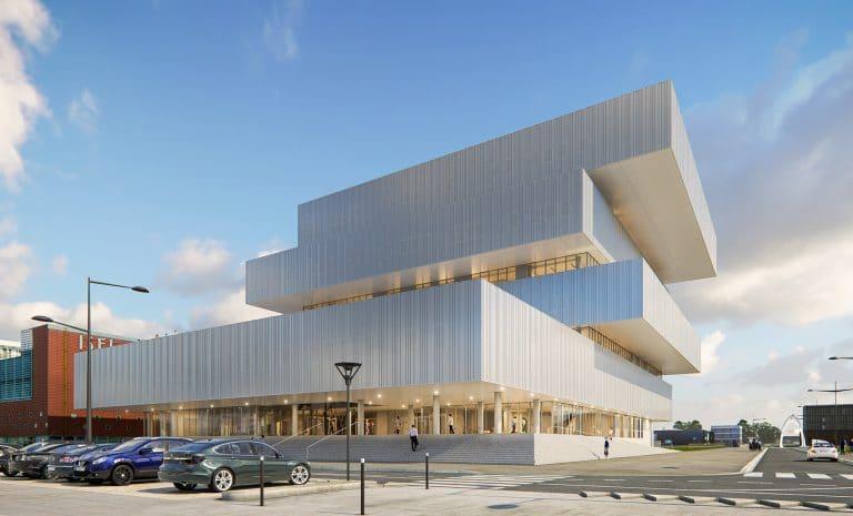 R2C participe à la construction du Campus EMN du Havre